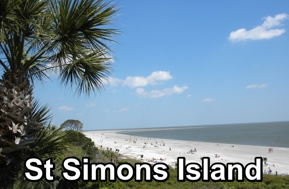 St Simons Island Weather In March