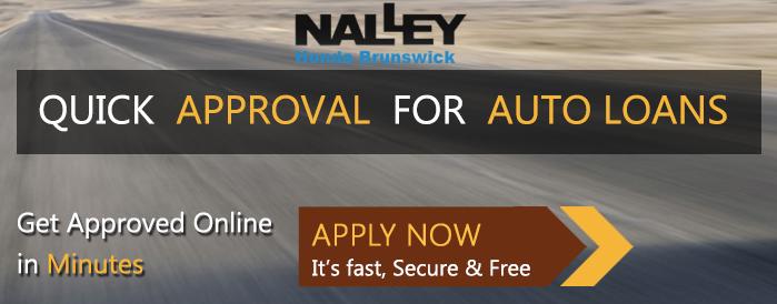 Awesome Nalley Honda Loan